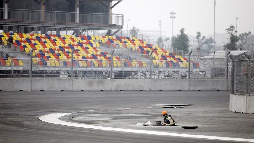 F1, organizzatori GP Vietnam: