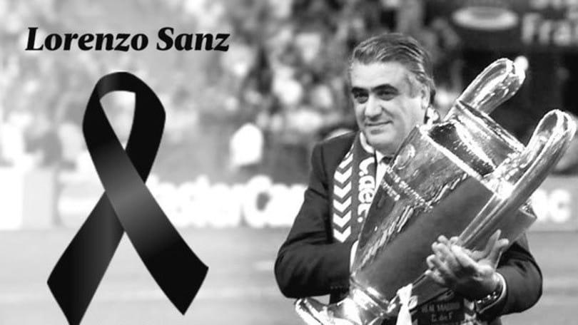 Coronavirus: è morto Lorenzo Sanz, ex presidente del Real Madrid