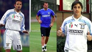 Lazio-Inter, da Mihajlovic a Crespo: la top11 dei doppi ex