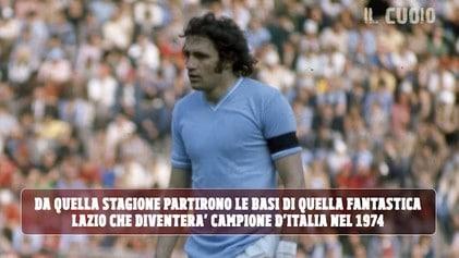 22 marzo 1970, Chinaglia trascina la Lazio con un capolavoro: l'Inter è ko
