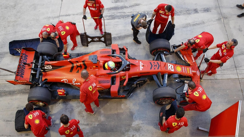 """F1, Ferrari: """"E' dura sapere che oggi non correremo in Bahrain"""""""
