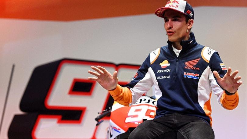 "Marc Marquez: ""Forse Lorenzo aveva paura della Honda"""