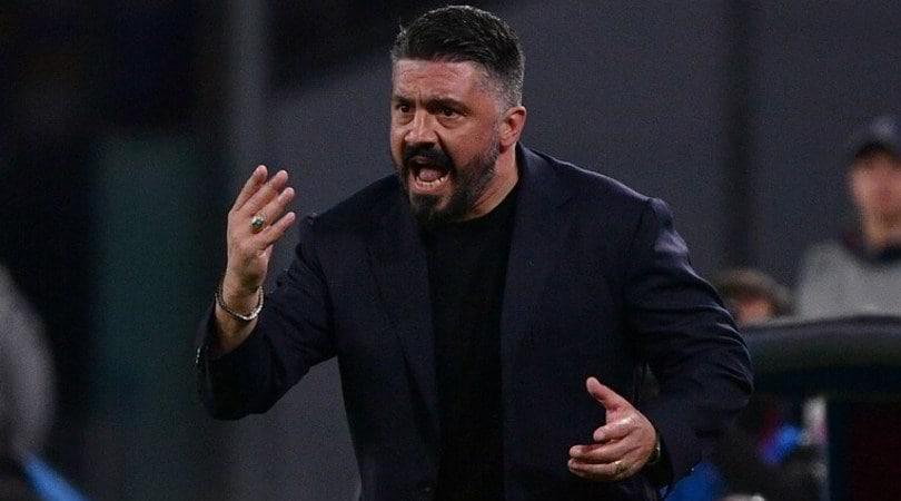 Gattuso dà ordini via Skype: ecco il menù per i calciatori del Napoli
