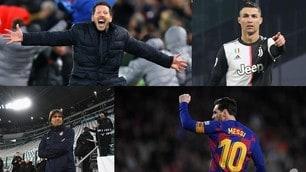 """""""Messi-Cristiano Ronaldo, duello anche sui salari. Conte al top"""""""