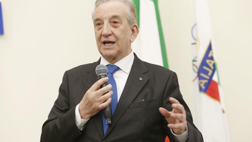 Cattaneo: « giusto il rinvio delle Olimpiadi »