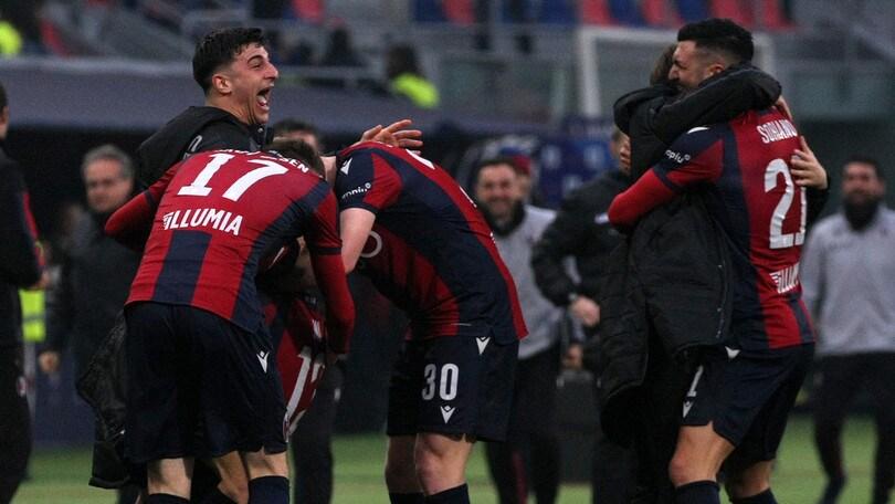 Coronavirus, Bologna: sorpresa dei calciatori ai tifosi