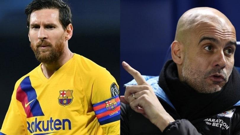 Coronavirus, Messi e Guardiola donano un milione di euro