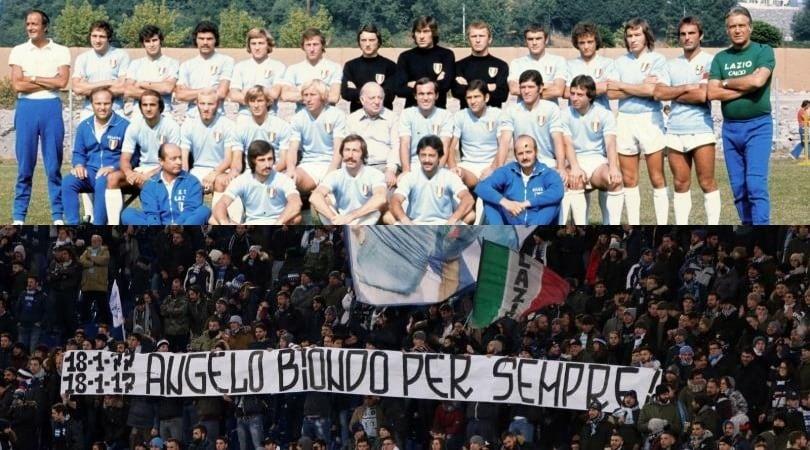 Quella fantastica Lazio anni '70 che ha fatto sognare i tifosi
