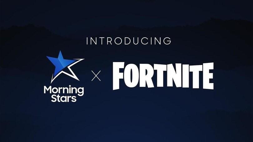 Samsung Morning Stars x Fortnite: ecco il nuovo roster