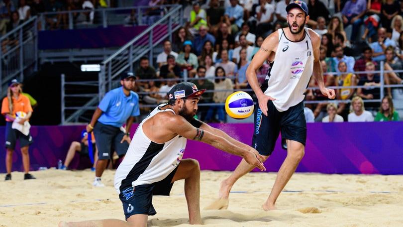 Beach Volley: annullati i tornei di Vienna e Amburgo