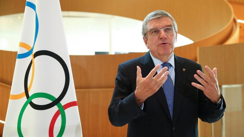 Olimpiadi, Bach: