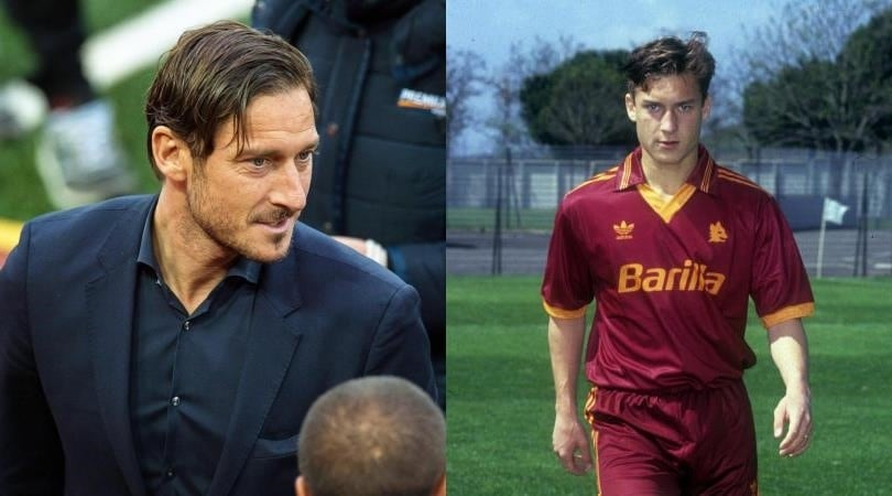 Le mille avventure di Totti, leggenda da 27 anni