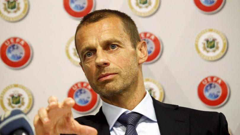 """Uefa, le linee guida: """"Prima i campionati e poi le Coppe"""""""