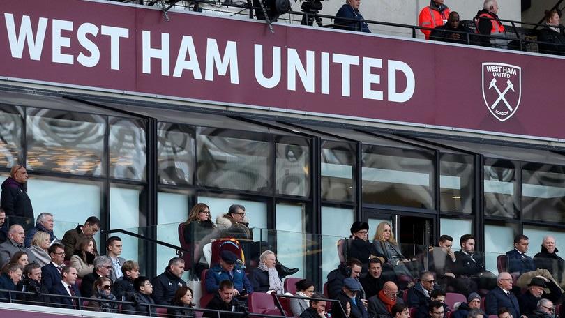 Coronavirus, 8 calciatori del West Ham con sintomi: