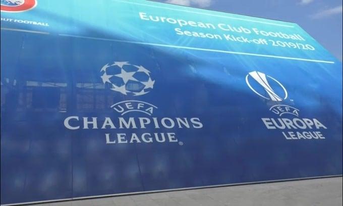UEFA, tre piani per ripartire
