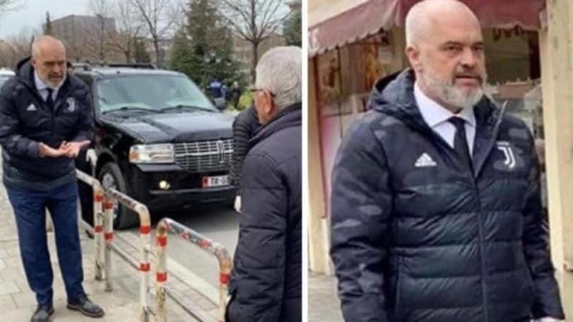 Lapo Elkann elogia il premier dell'Albania anche perché è della Juve