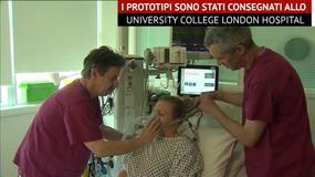Coronavirus, 100 respiratori per il Regno Unito dalla Mercedes