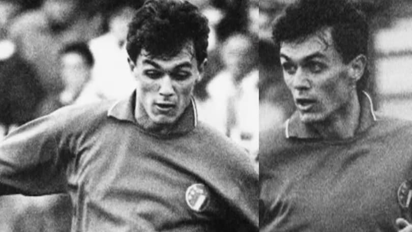 Maldini, il 31 marzo 1988 l'esordio con l'Italia
