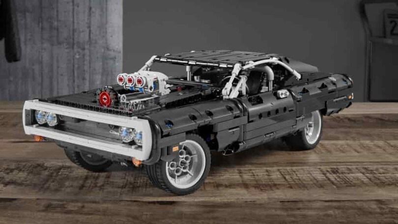 Lego Technic, ecco la Dodge Charger di Toretto in Fast & Furious