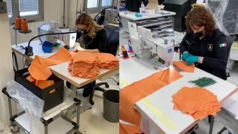 Lamborghini, stile e tecnologia per l'emergenza Coronavirus