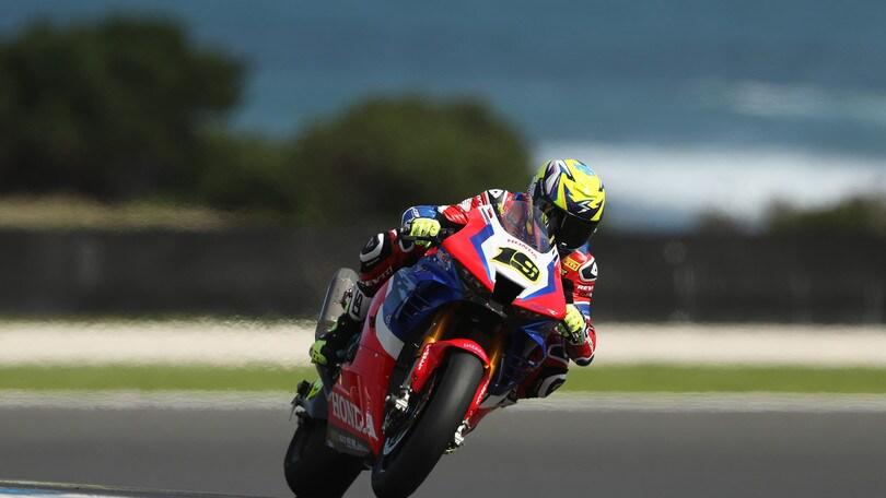 Superbike, Colom: