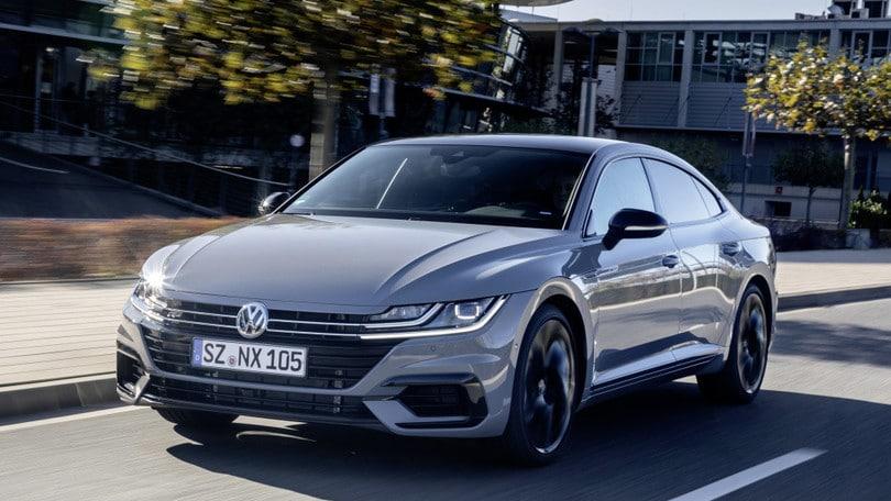 Volkswagen Tiguan e Arteon, pronte le versioni PHEV con il restyling