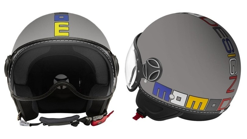 Momodesign casco FGTR 2020, special edition pop
