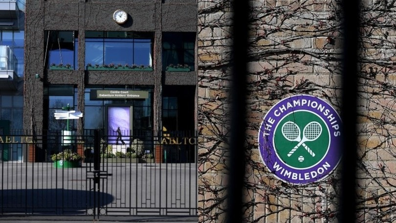 Wimbledon cancellato: silenzio malinconico al The All England Tennis and Croquet Club