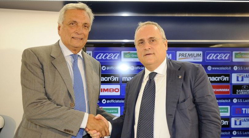"Lazio, Diaconale: ""Lotito virologo ad honorem"""
