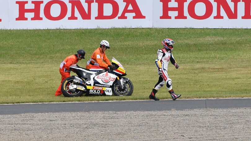 Moto2, Lowes: