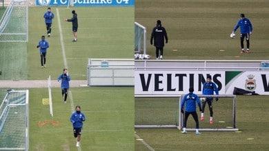 Lo Schalke 04 si allena: le disposizioni prese per il Coronavirus