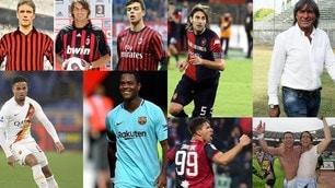 Da Maldini e Simeone a Conti e Kluivert: storie di figli d'arte in Serie A