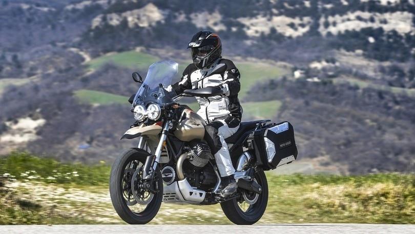Moto Guzzi V85 TT Travel: la prova