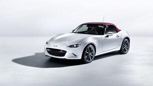 Mazda Special Edition 100th Anniversary: le immagini