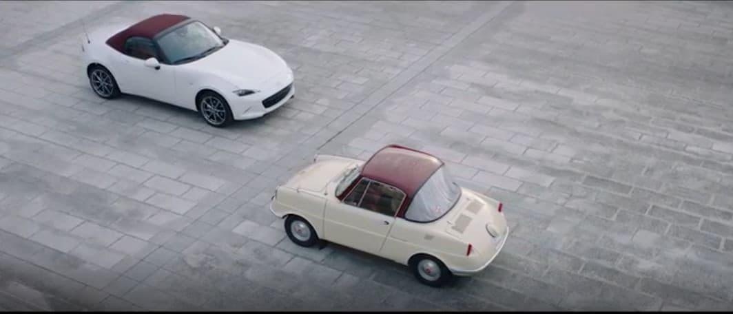 Mazda Special Edition 100th Anniversary: il video