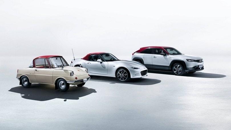 Edizioni speciali 100th Anniversary per la gamma Mazda