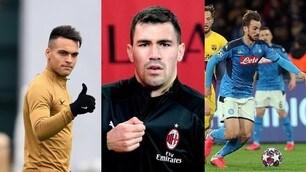 Barcellona, i possibili acquisti: con Neymar anche Fabian Ruiz e Romagnoli