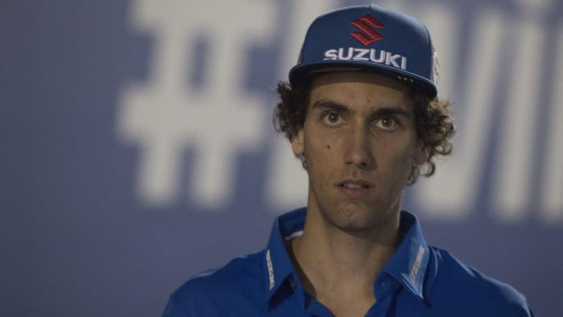 """MotoGp Suzuki, Rins: """"Darò il massimo per esserci settimana prossima"""""""