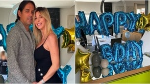 Lazio, il compleanno in quarantena di Inzaghi