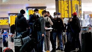 Coronavirus, intensificati i controlli nelle stazioni di Roma