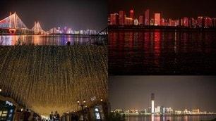 Coronavirus, Wuhan illuminata: si festeggia la fine del lockdown