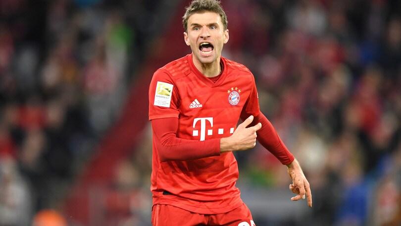 Bayern Monaco, Muller ha firmato il rinnovo