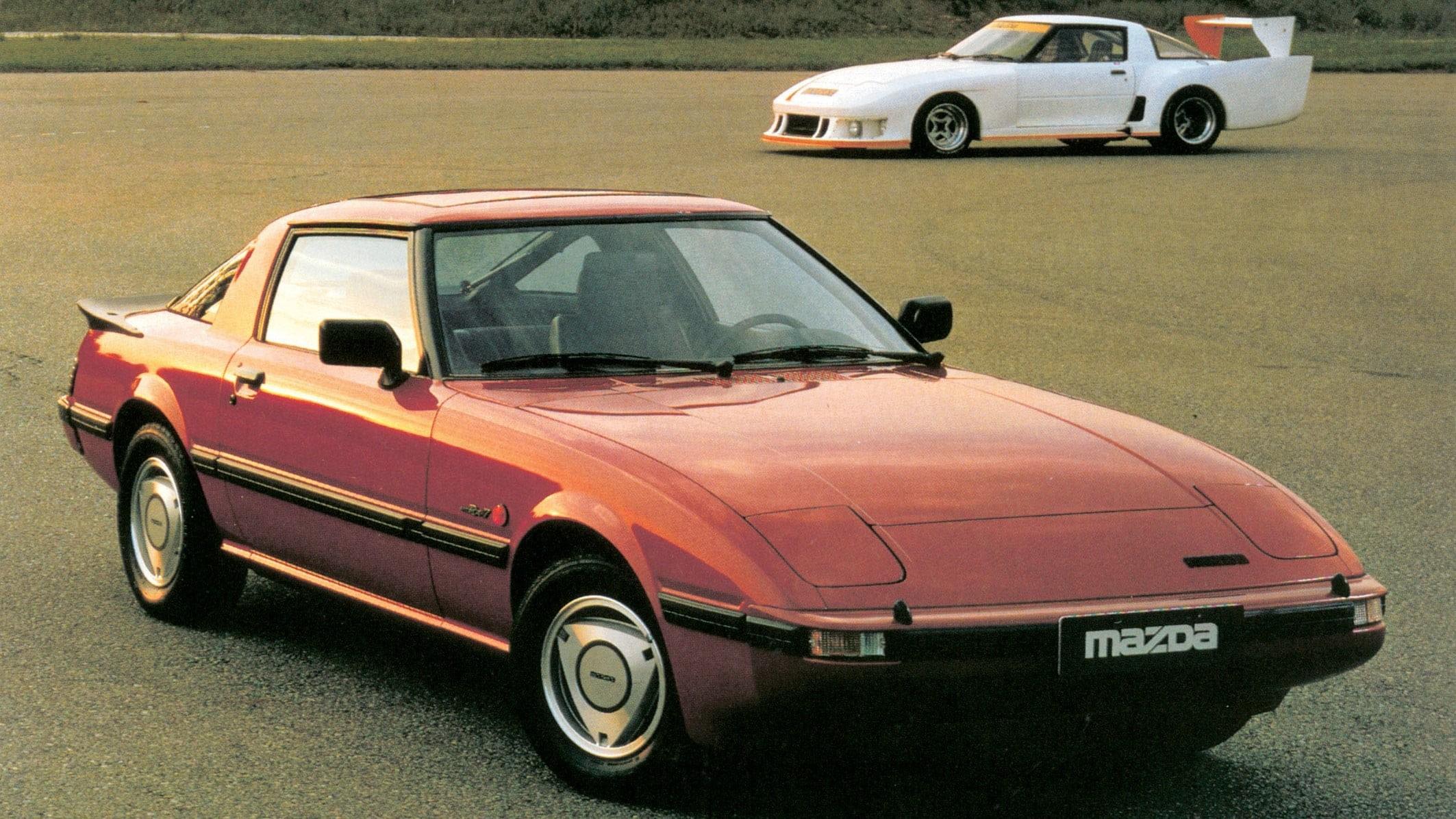 Mazda RX-7 | LE FOTO