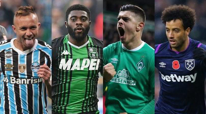 Napoli, non solo Everton, Boga e Rashica: spunta Felipe Anderson