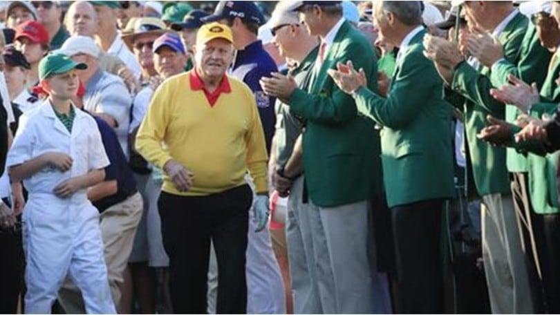 Golf: Nicklaus