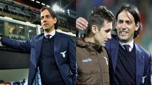 Lazio, quattro anni fa l'esordio di Inzaghi in panchina: 3-0 al Palermo