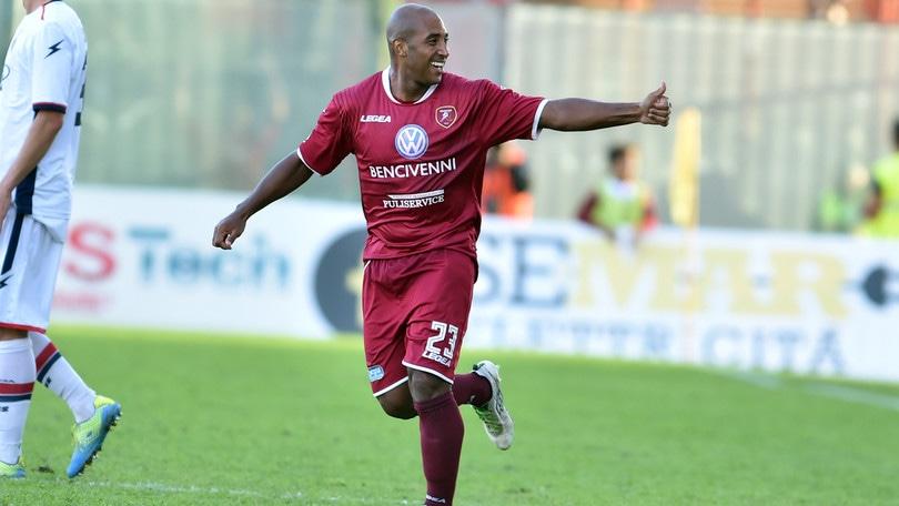 Catania, colpo Reginaldo: l'attaccante arriva dalla Reggina