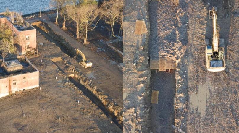 Coronavirus, sepolture di massa a New York: le fosse comuni su Hart Island