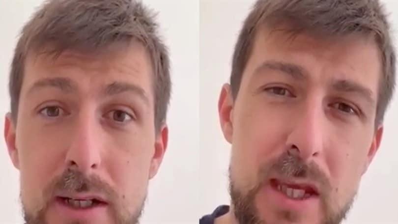"""Pasqua Lazio, gli auguri di Acerbi: """"Momento difficile, restiamo positivi"""""""