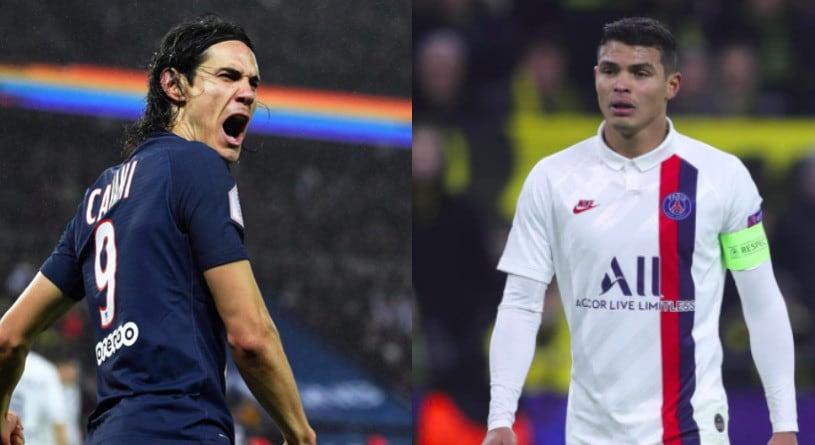 """""""Psg, da Cavani a Thiago Silva tutti gli addii a fine stagione"""""""